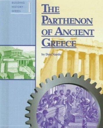 Capa do livro The Parthenon of Ancient Greece, de Don Nardo