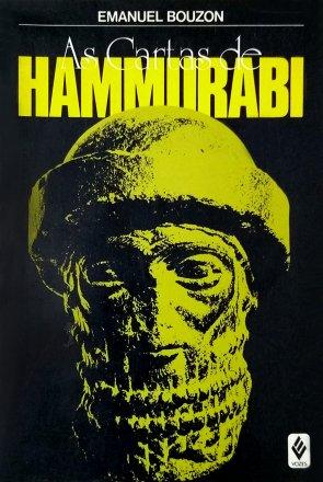 Capa do livro As Cartas de Hammurabi, de Emanuel Bouzon