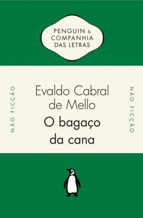 Capa do livro O bagaço da cana, de Evaldo Cabral de Mello