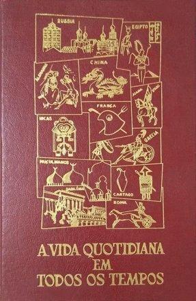 Capa do livro A vida quotidiana na Babilônia e na Assíria, de Georges Contenau