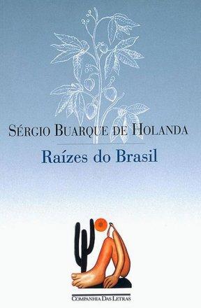 Capa do livro Raízes do Brasil, de Sérgio Buarque de Holanda