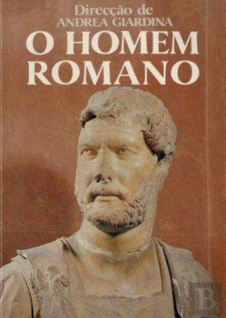 Capa do livro O Homem Romano, de Andrea Giardina (org.)