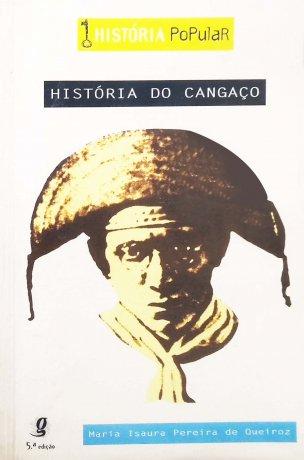 Capa do livro História do Cangaço, de Maria Isaura Pereira de Queiroz