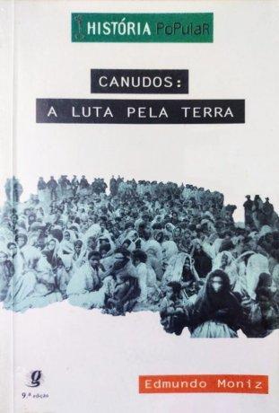 Capa do livro Canudos - A luta pela terra, de Edmundo Moniz